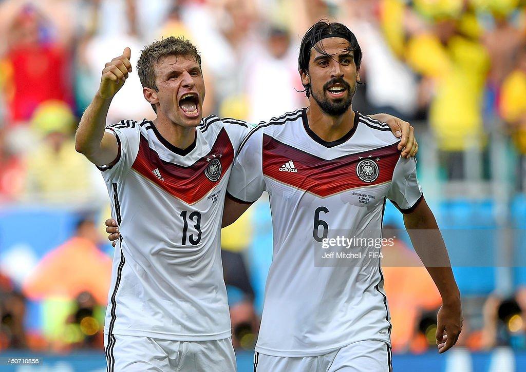 Germany v Portugal: Group G - 2014 FIFA World Cup Brazil : News Photo