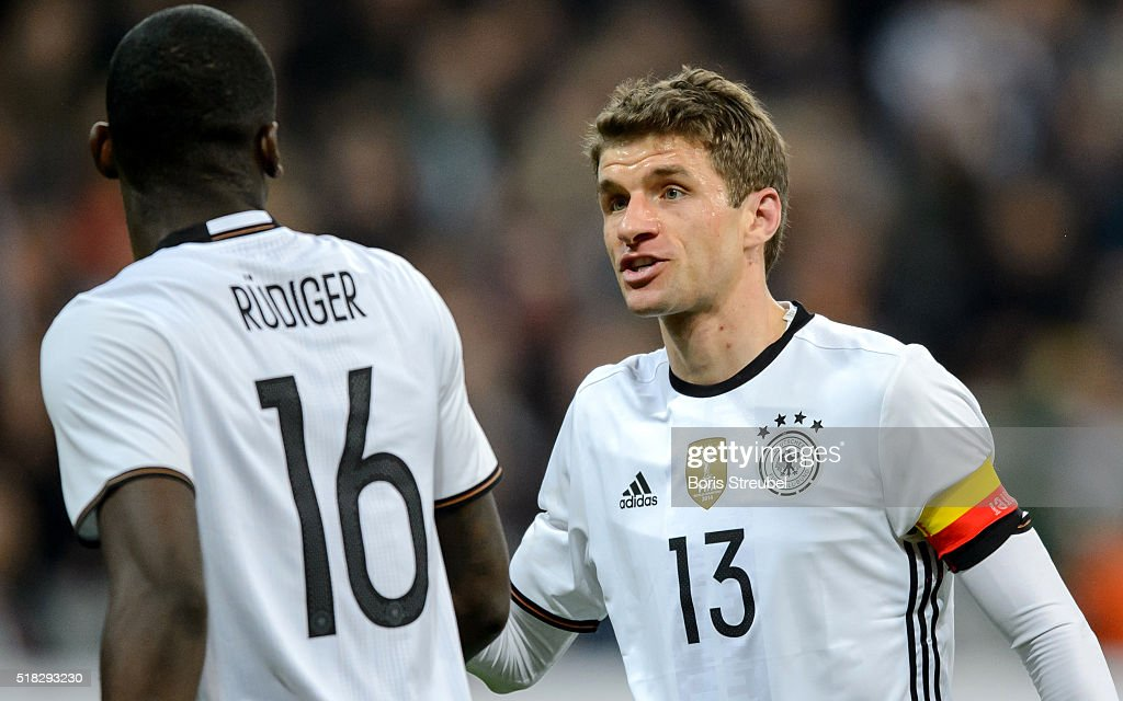 Germany v Italy - International Friendly : News Photo
