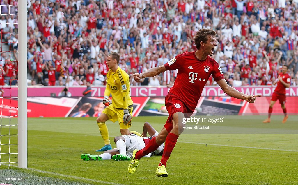 FC Bayern Muenchen v Bayer Leverkusen - Bundesliga : News Photo
