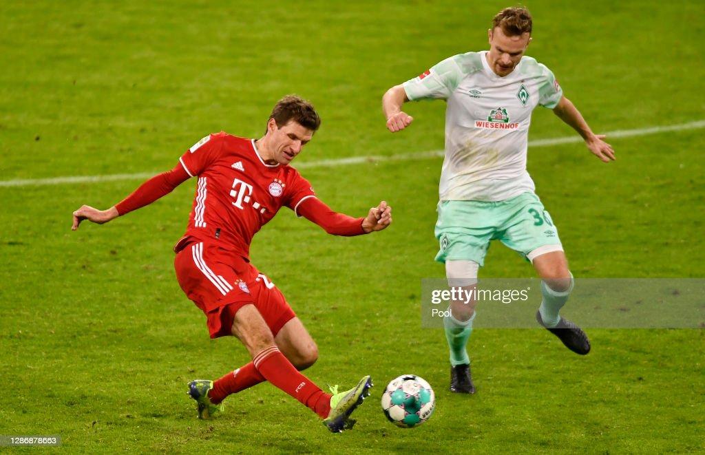 Werder Bremen Fixtures