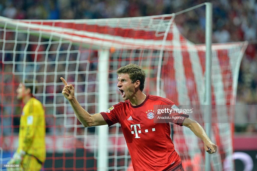 Bayern Munich vs Hamburger SV - Bundesliga : News Photo