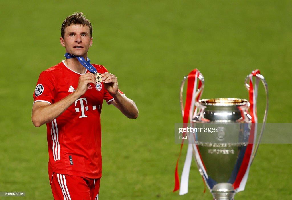 Paris Saint-Germain v Bayern Munich - UEFA Champions League Final : Nachrichtenfoto