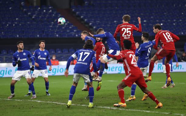 DEU: FC Schalke 04 v FC Bayern Muenchen - Bundesliga