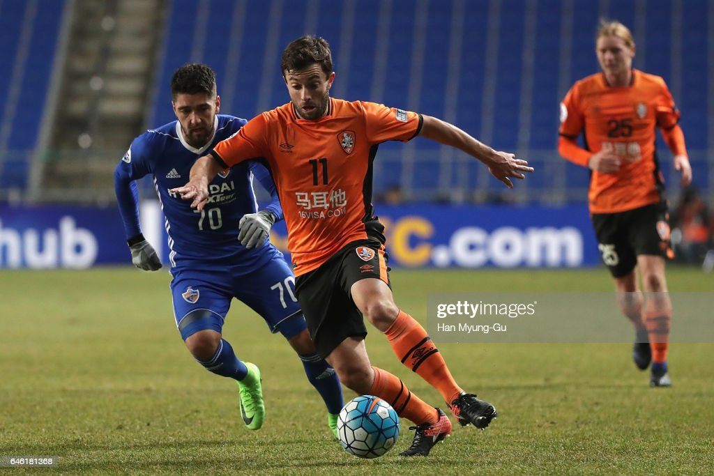 Ulsan Hyundai FC v Brisbane Roar - AFC Asian Champions League Group