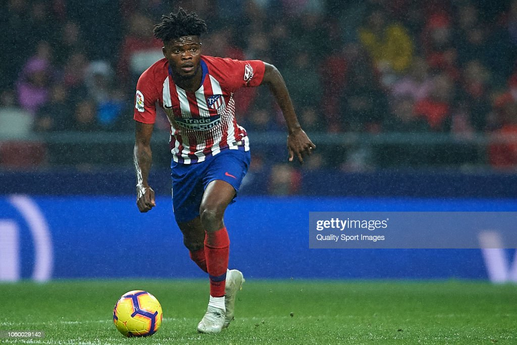 Image result for Thomas Partey