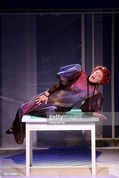 """Thomas Pasatieri's """"The Seagull"""" at Dicapo Opera Theater on Sunday afternoon, September 26, 2010.Based on the play by Chekhov, the libretto is..."""