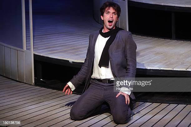Thomas Pasatieri's The Seagull at Dicapo Opera Theater on Sunday afternoon September 26 2010Based on the play by Chekhov the libretto is written by...