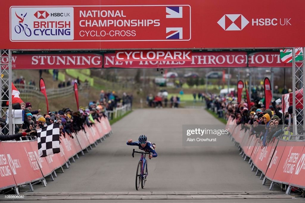 2019 National Cyclocross Championships : News Photo