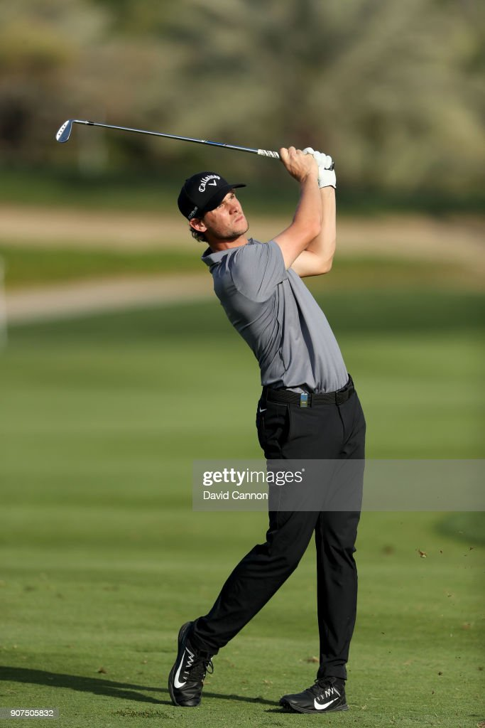 Abu Dhabi HSBC Golf Championship - Day Three : ニュース写真