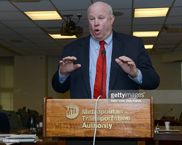 Thomas Prendergast Chairmen of MTA