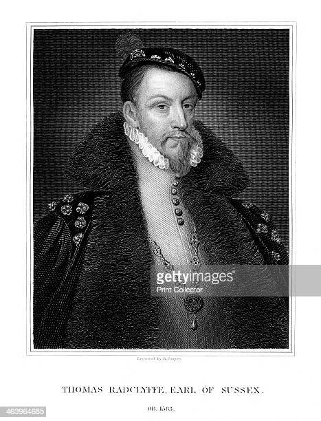 Thomas Radclyffe 3rd Earl of Sussex LordLieutenant of Ireland Radclyffe was a leading courtier during the reign of Elizabeth I