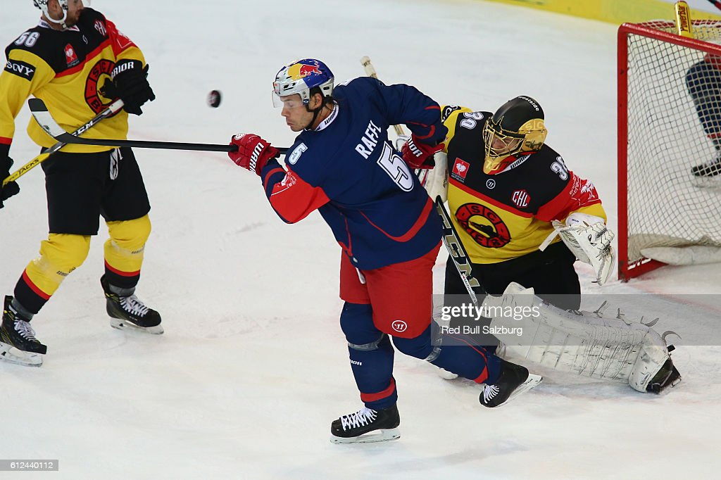 AUT: Red Bull Salzburg v SC Bern - Champions Hockey League