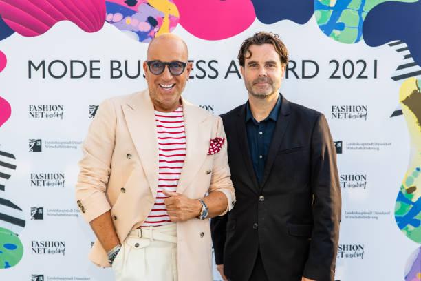 "DEU: ""Modebusiness Award 2021"" In Dusseldorf"
