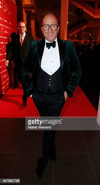 Thomas Rath attends the Busche Gala at K21 and Breidenbacher Hof on October 27 2014 in Duesseldorf Germany