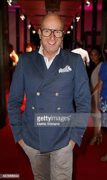 Thomas Rath attends the New Faces Award Fashion Show 2014 on July 25 2014 in Duesseldorf Germany