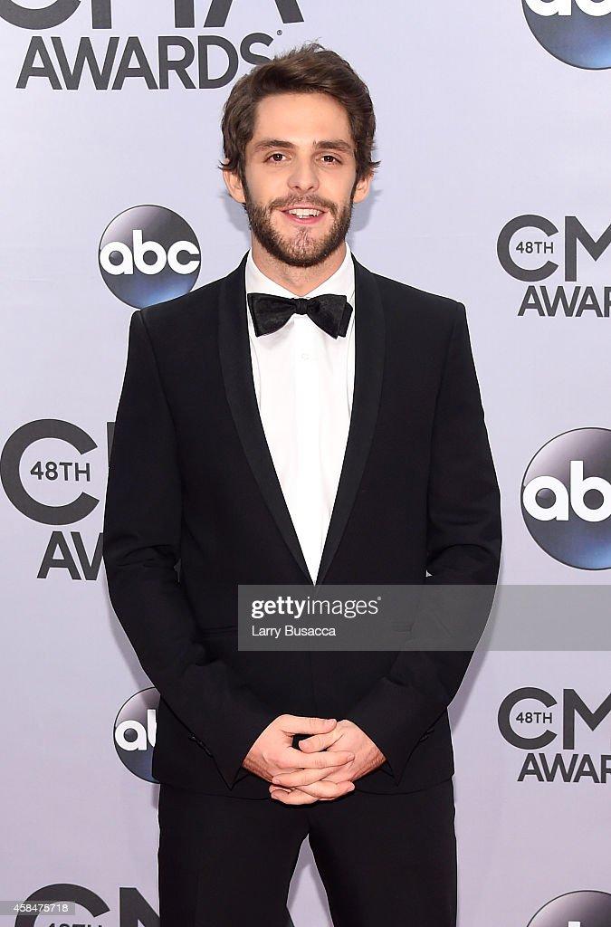 48th Annual CMA Awards - Arrivals : News Photo