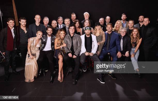 Thomas Rhett Carly Pearce Brantley Gilbert Danielle Bradbery Brett Young Josh Phillips Dan Smalley Lauren Jenkins Riley Green Payton Smith and Big...