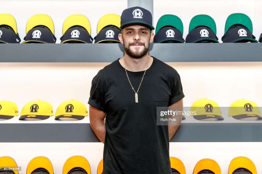 Thomas Rhett kicks off his weekend Los Angeles Pop Up Store