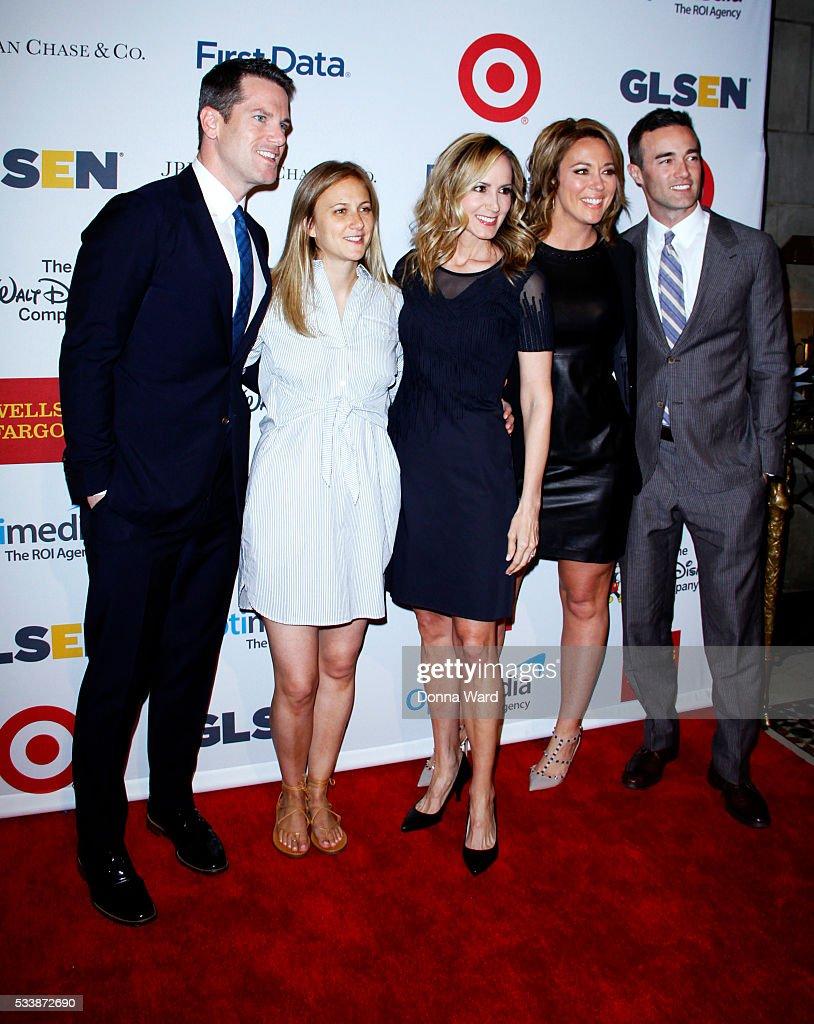 2016 GLSEN Respect Awards : News Photo