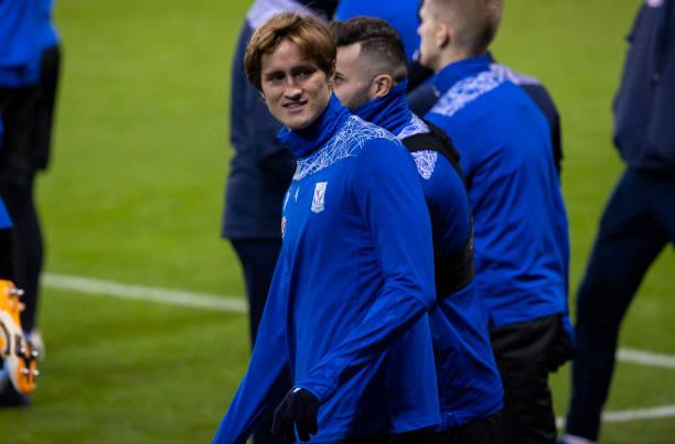 GBR: Rangers v Lech Poznan: Group D - UEFA Europa League