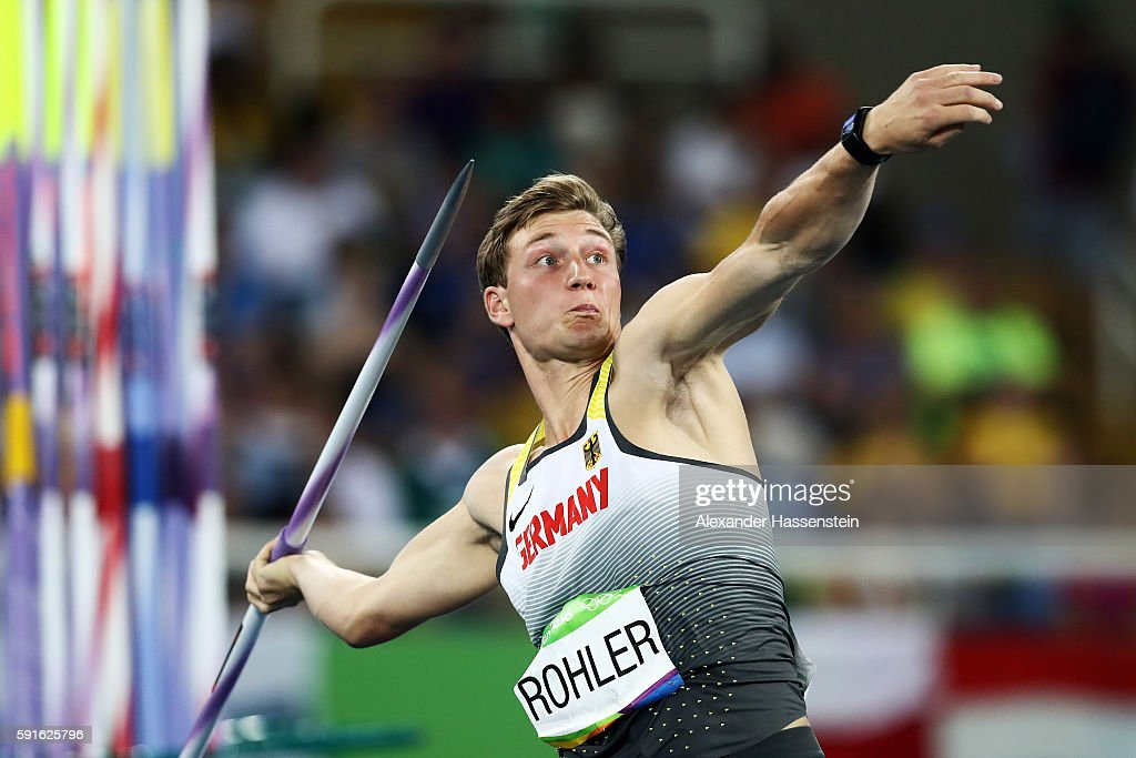 Athletics - Olympics: Day 12 : News Photo