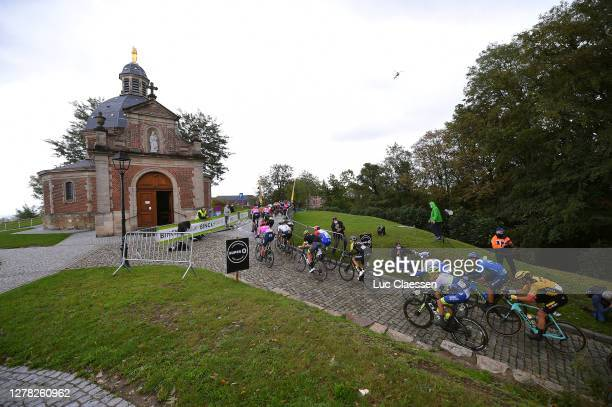 Thomas Scully of New Zealand and Team EF Pro Cycling / Shane Archbold of New Zealand and Team Deceuninck - Quick-Step / Dion Smith of New Zealand and...