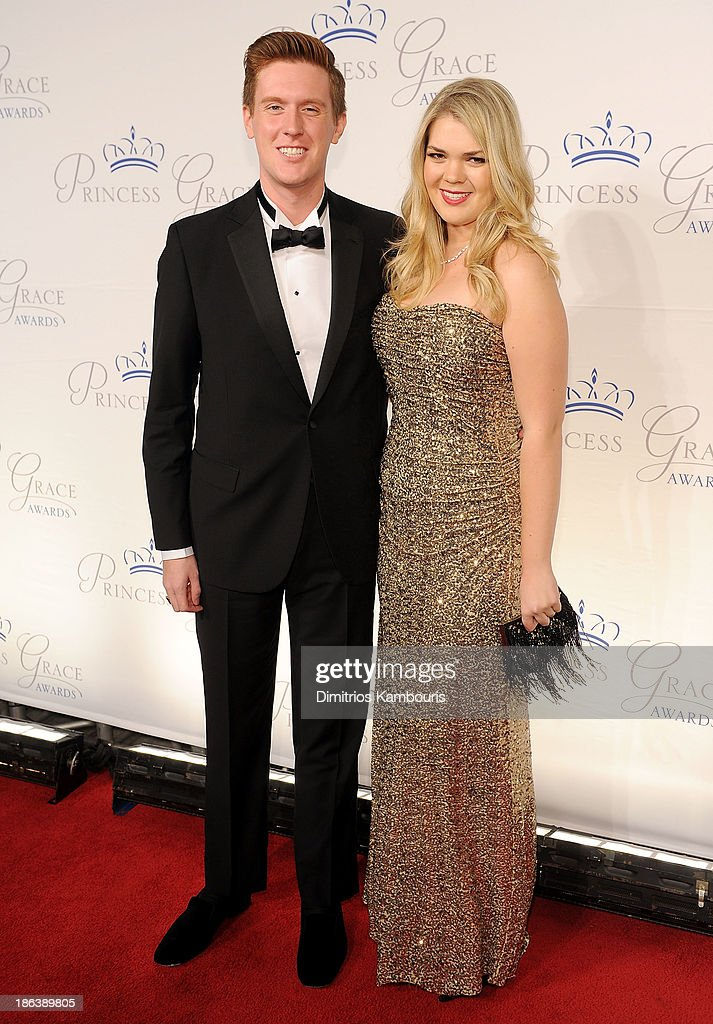 2013 Princess Grace Awards Gala - Red Carpet Arrivals : News Photo