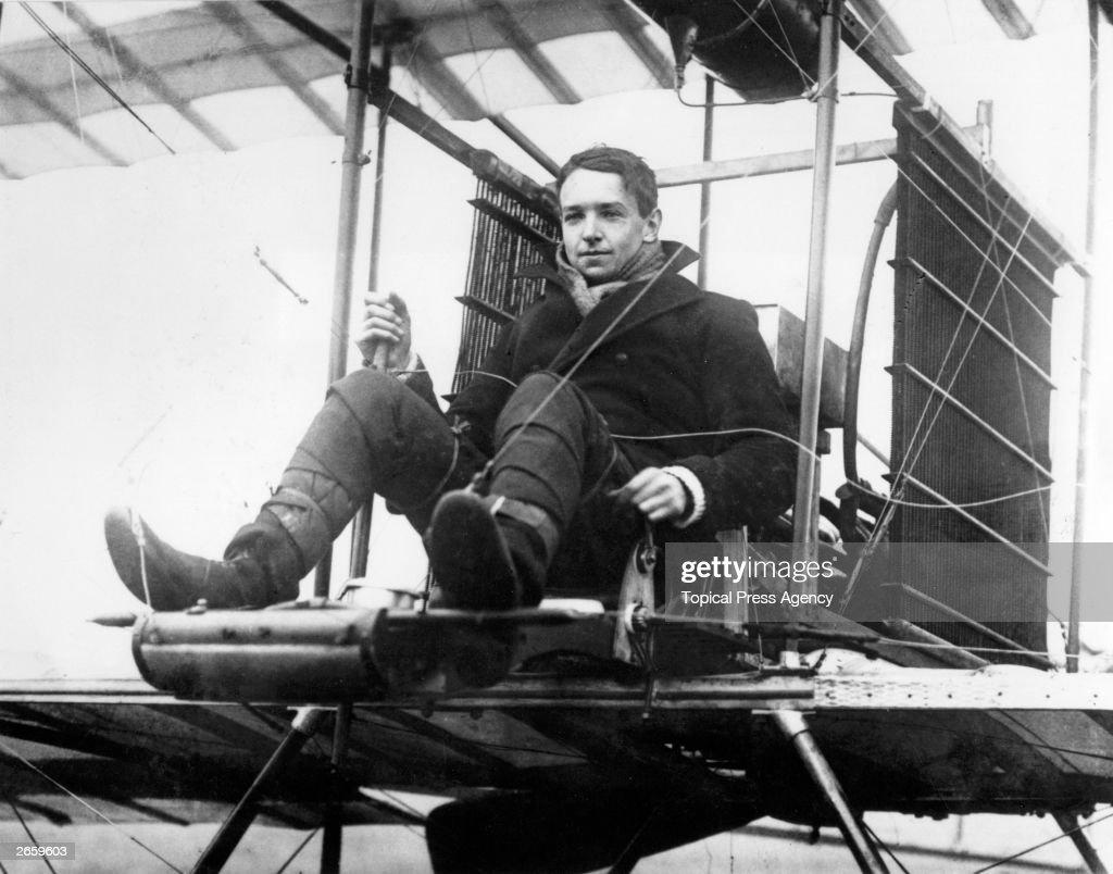 Thomas Sopwith British aircraft designer and sportsman