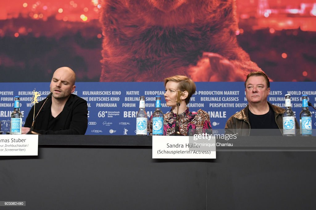 'In the Aisles' Press Conference - 68th Berlinale International Film Festival