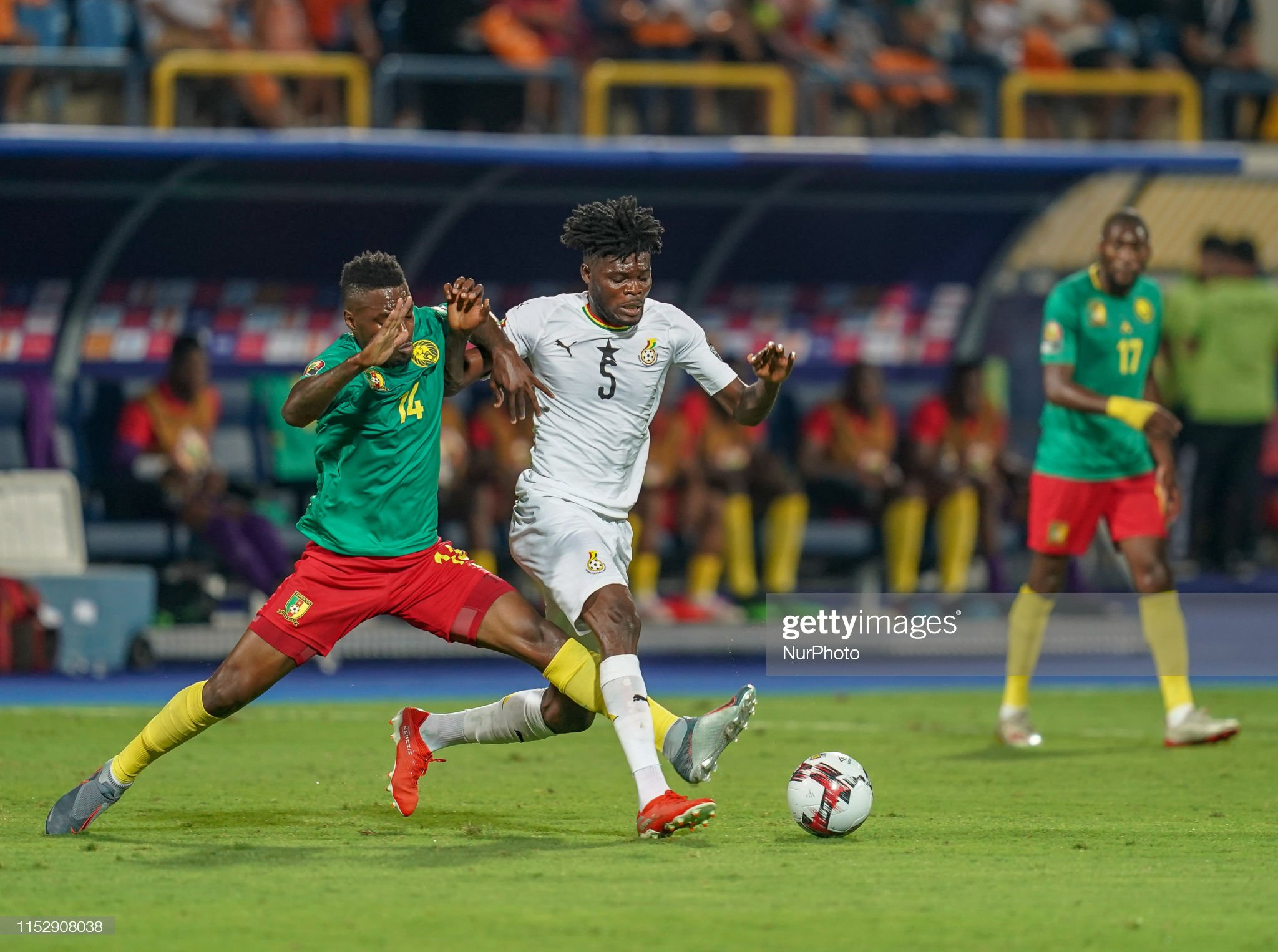 Benin v Guinea-Bissau - 2019 African Cup of Nations : News Photo