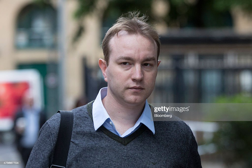 Libor Trial Of Former Trader Tom Hayes : News Photo