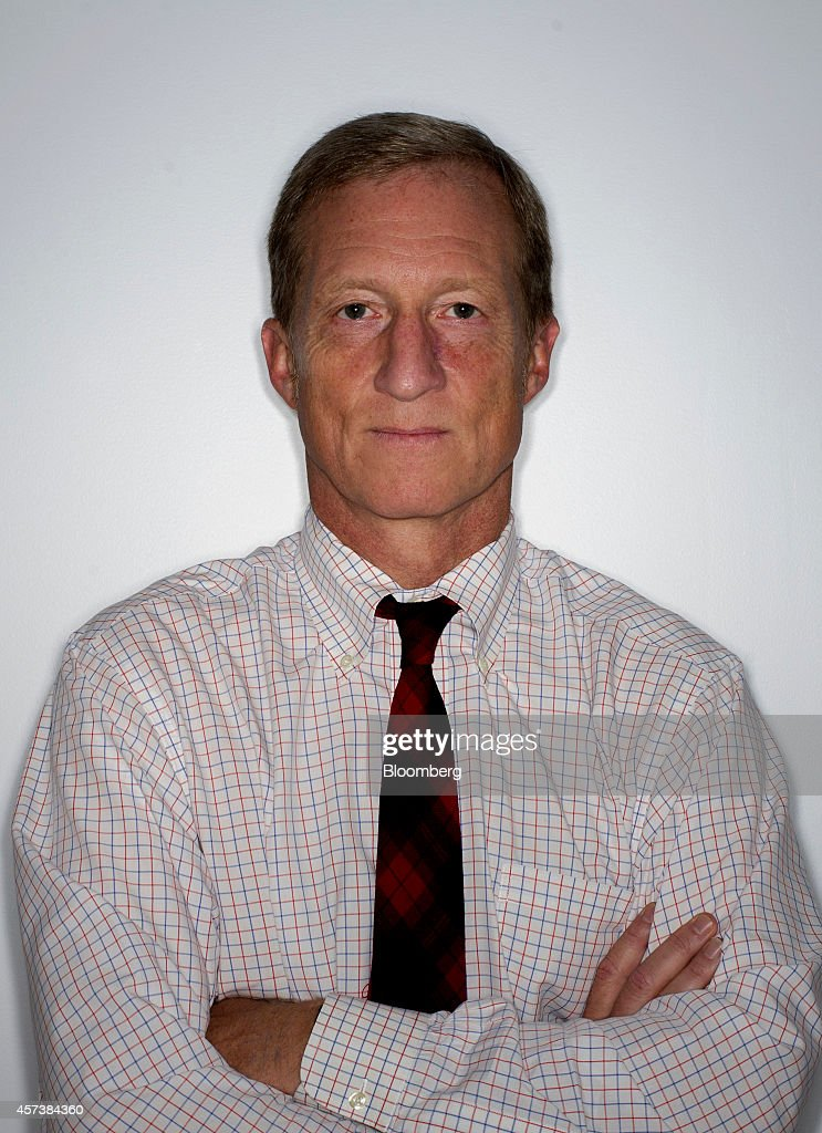 Steyer Deploys Ark To Show Menace Of Climate Change In Florida : News Photo