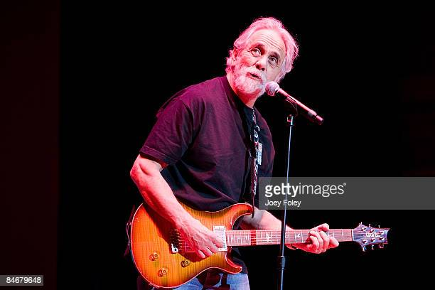 Thomas Tommy Chong performs at Cheech and Chong In Concert at the HorseshoeSouthern Indiana Casino on February 5 2009 in Elizabeth Indiana
