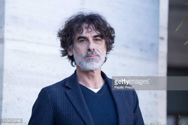 "Thomas Trabacchi during the photocall of Italian film ""Un'Avventura""."