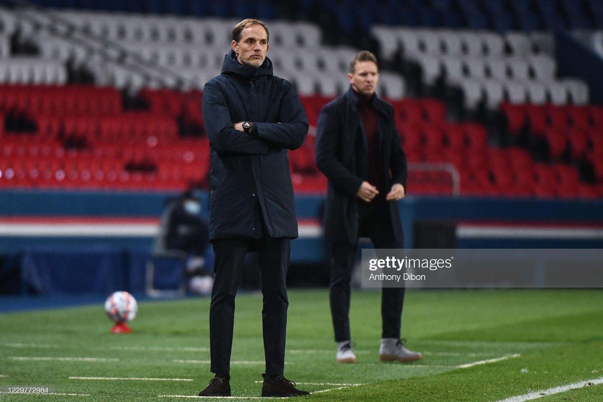 Paris Saint Germain v RasenBallsport Leipzig - UEFA Champions League : News Photo
