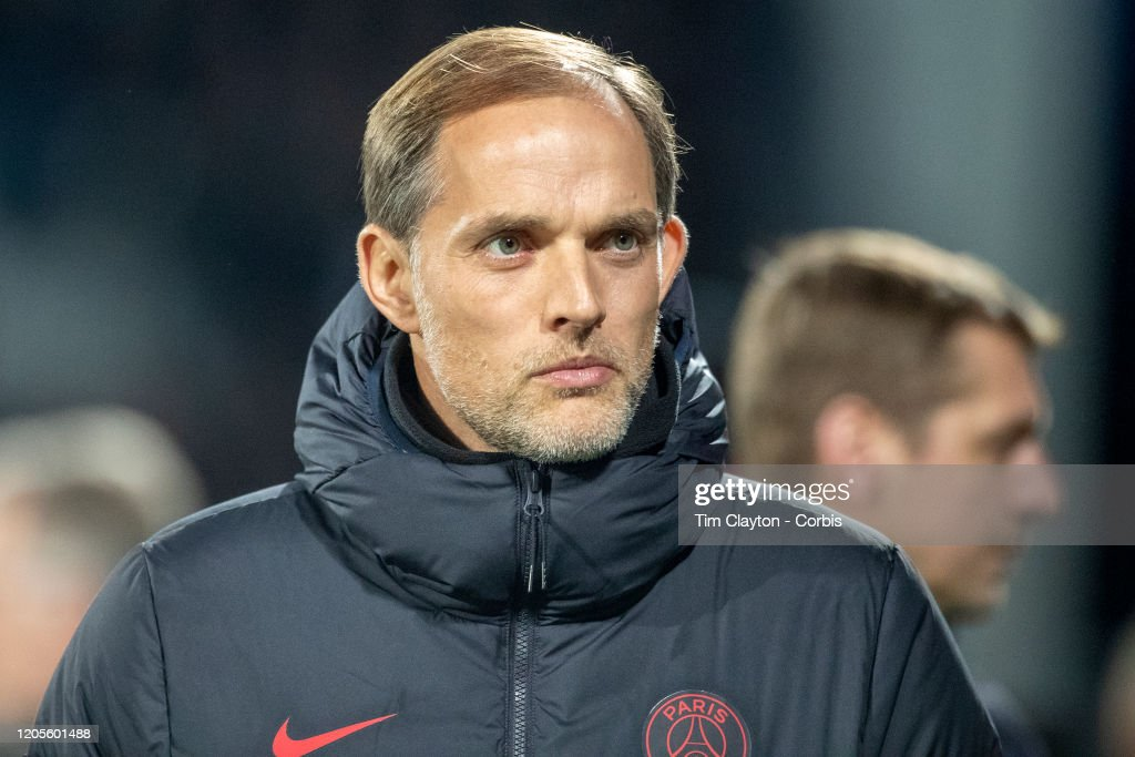 Pau V  Paris Saint-Germain. Coupe de France : News Photo