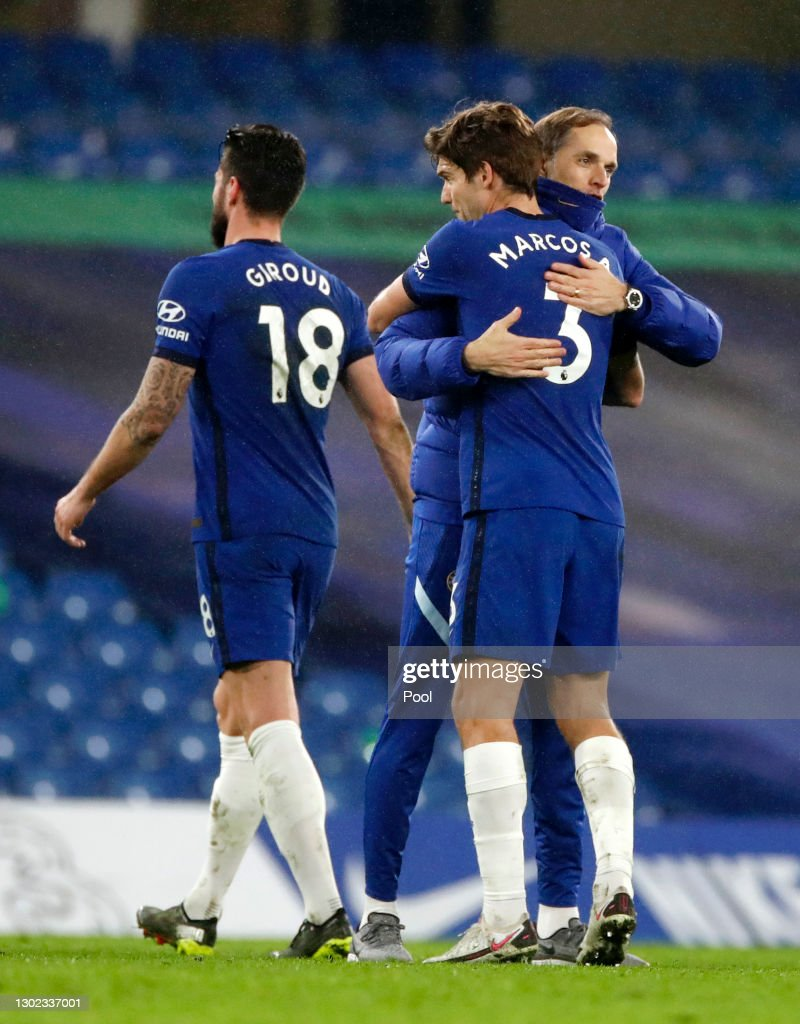Chelsea v Newcastle United - Premier League : News Photo