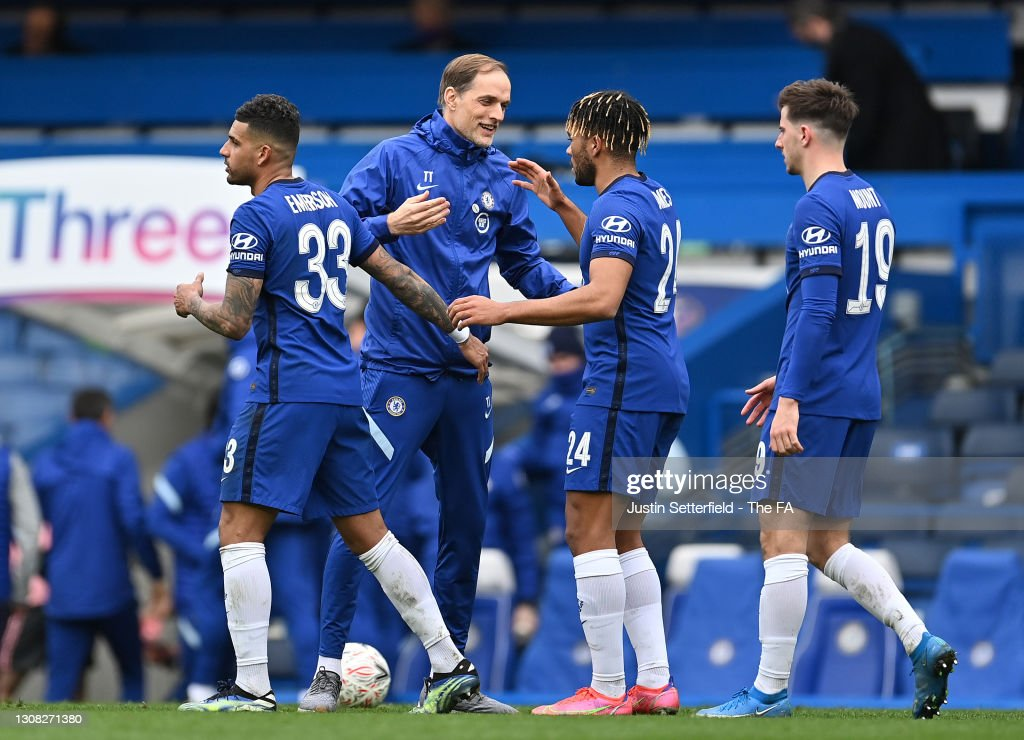 Chelsea v Sheffield United: Emirates FA Cup Quarter Final : News Photo