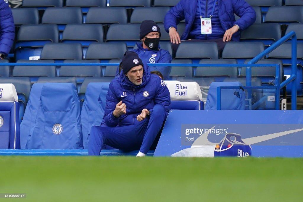 Chelsea v West Bromwich Albion - Premier League : News Photo