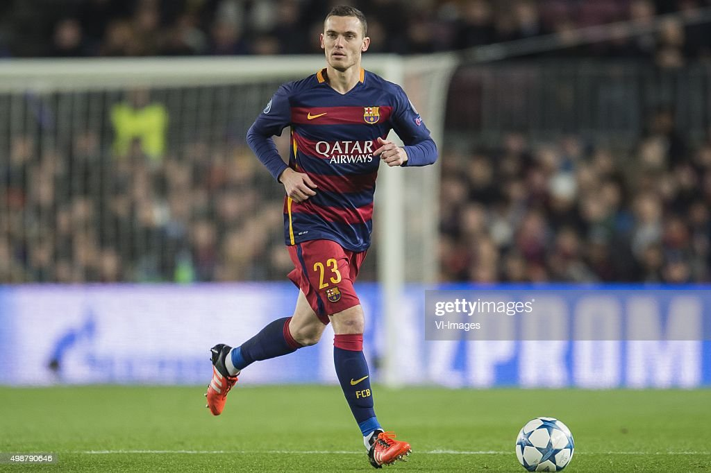 "UEFA Champions League - ""Barcelona v AS Roma"" : News Photo"
