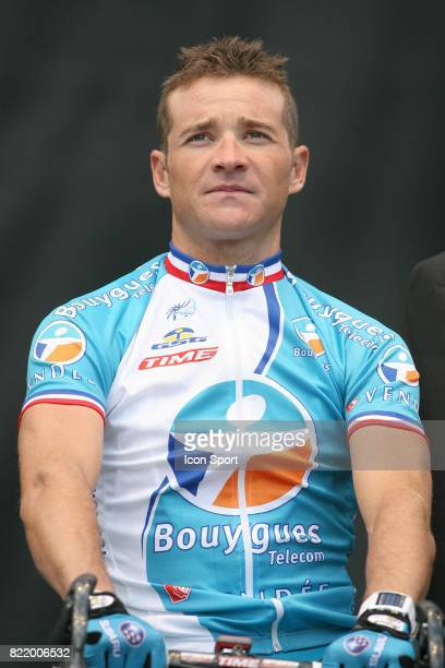 Thomas VOECKLER Presentation des coureurs du Tour de France