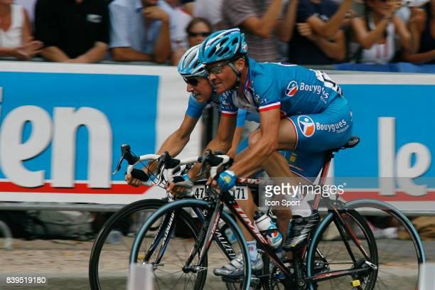 Thomas VOECKLER Bouygues Telecom Tour de France 2006 Paris