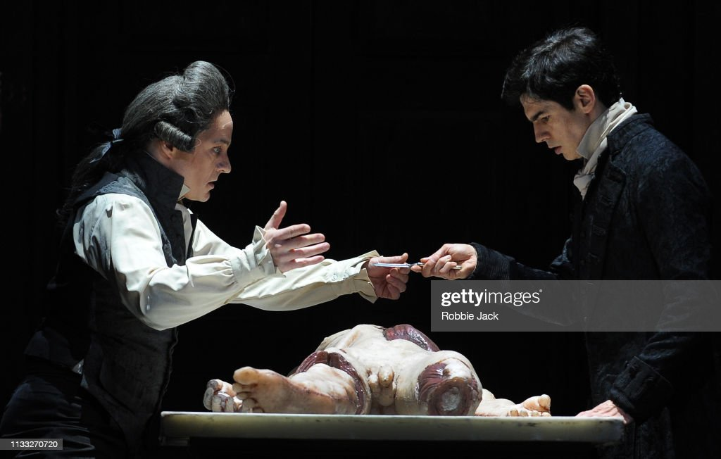 Liam Scarlett's Frankenstein Is performed by the Royal Ballet : News Photo
