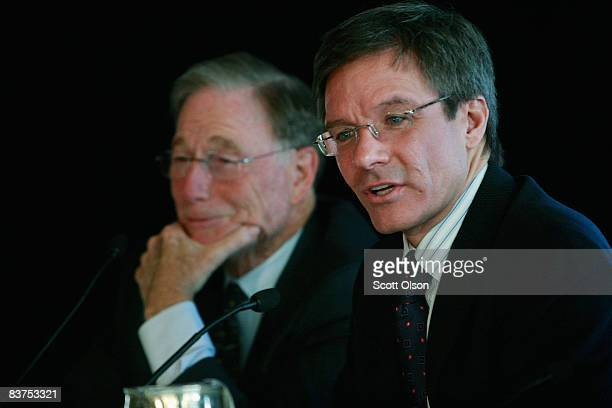 Thomas Wilson chairman president and CEO of The Allstate Corporation and Michael Moskow former president and CEO of Federal Reserve Bank of Chicago...