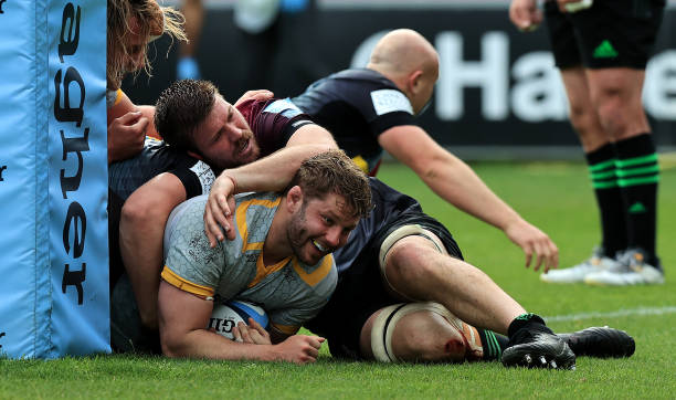 GBR: Harlequins v Wasps - Gallagher Premiership Rugby