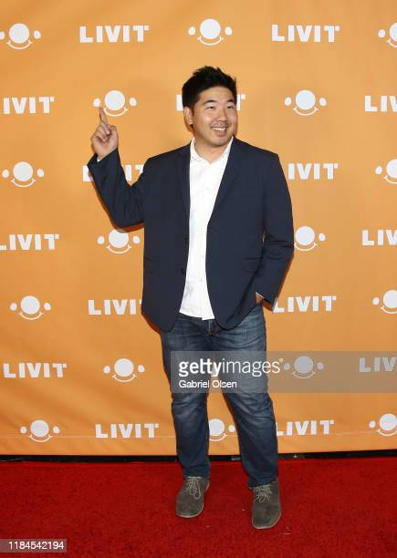 Thomas Yu attends Trip 'R' Treat with LIVIT LA's Largest Live Streaming Competition on October 30 2019 in Hollywood California