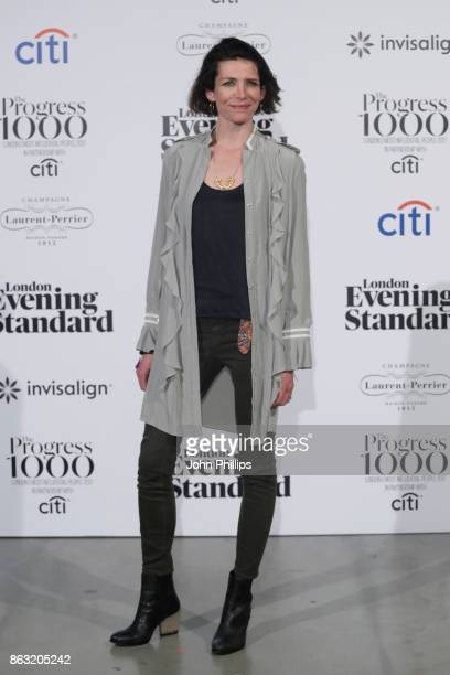 Thomasina Miers attends London Evening Standard's Progress 1000 London's Most Influential People event at on October 19 2017 in London England