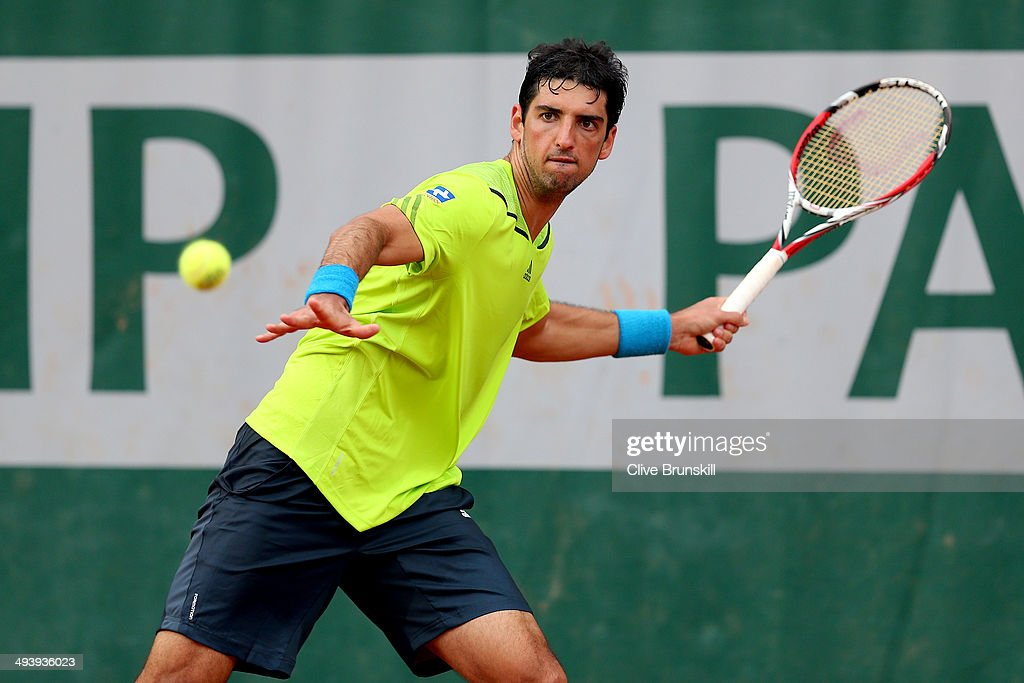 2014 French Open - Day Two : News Photo