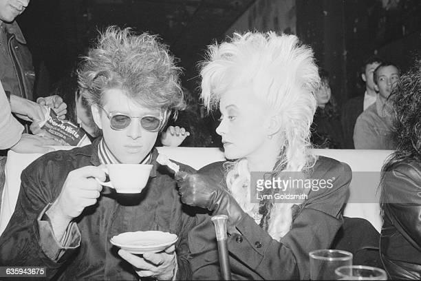 Thompson Twins Having Tea