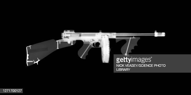 thompson, x-ray - ammunition stock pictures, royalty-free photos & images